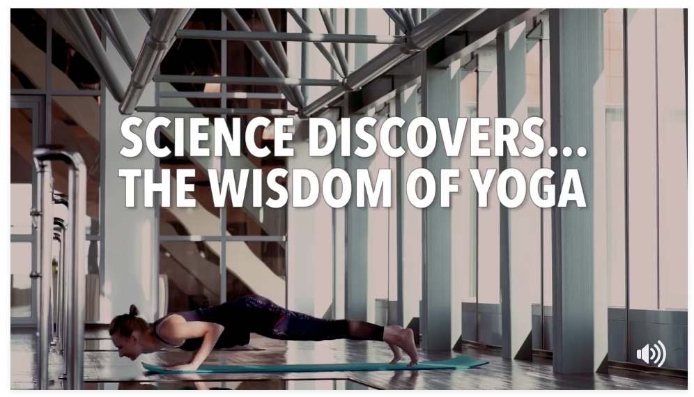 Movie: The NEW Science Behind Yoga