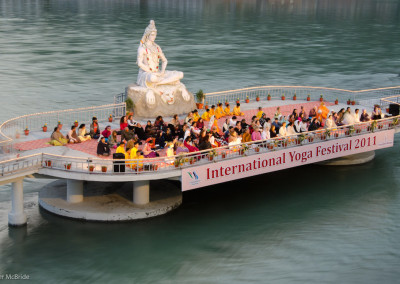 IYF on the Ganges