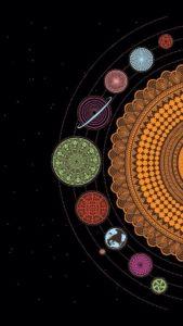 solar system jyotish
