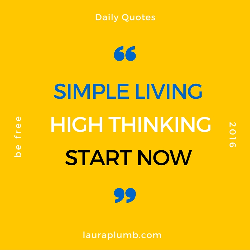 Inspiration laura plumb for Laura dunn minimalist living now