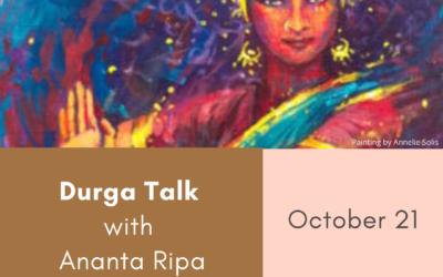 Veda Talk: Navratri