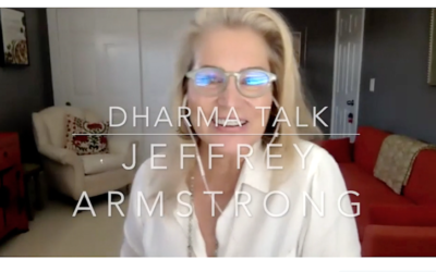 Veda Talk: On Dharma with Jeffrey Armstrong
