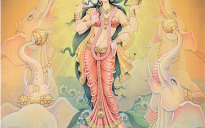 Venus: Lakshmi, Saraswati & Love