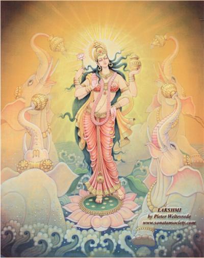 Venus, Lakshmi, Saraswati: Love & Beauty